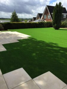 Why One Should Have a Natural Lawn Area?