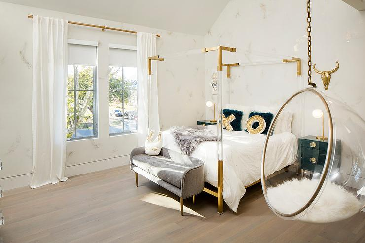 Transparent furniture