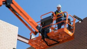 Aerial Work Platforms: Safety Operations and Motion Control