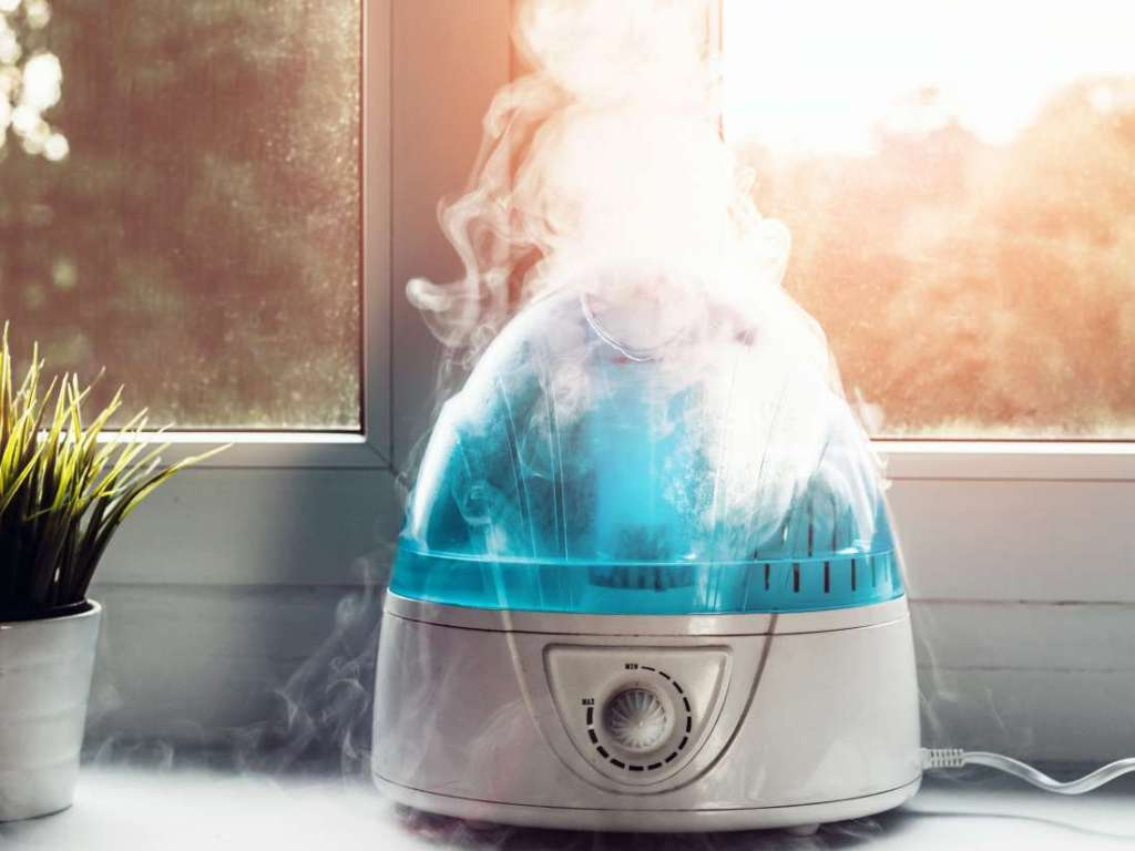 Consider using a humidifier