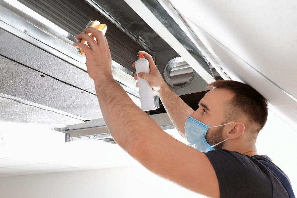Duct cleaning should be your top priority