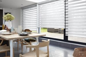 Make Your Ceilings Look Higher With the Right Window Treatments