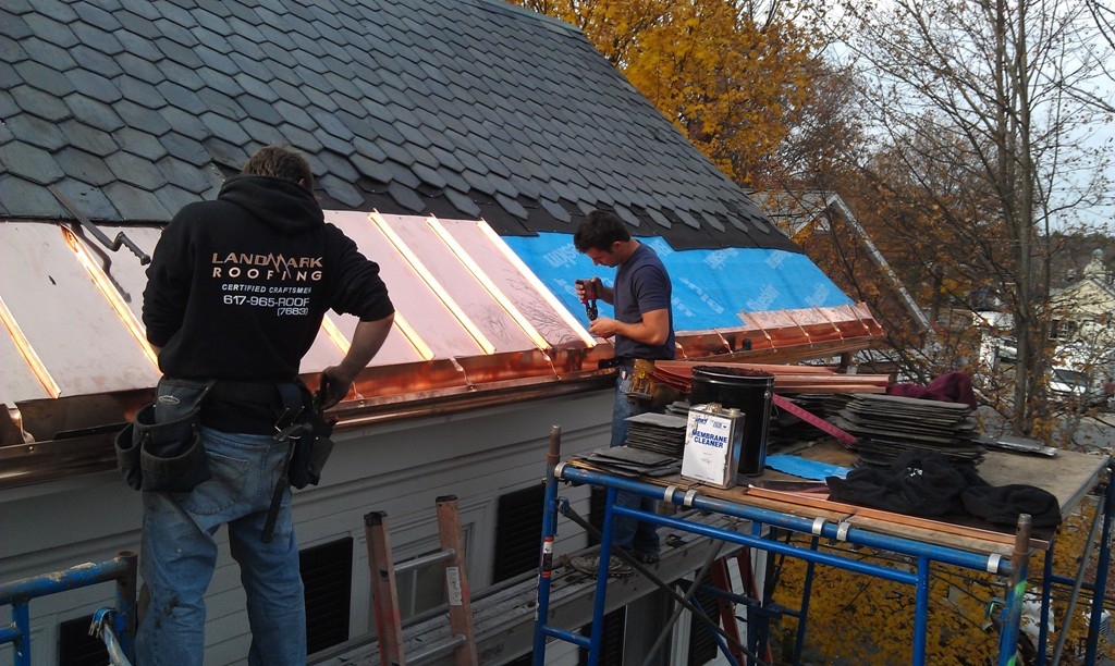Roofing Company in Newton