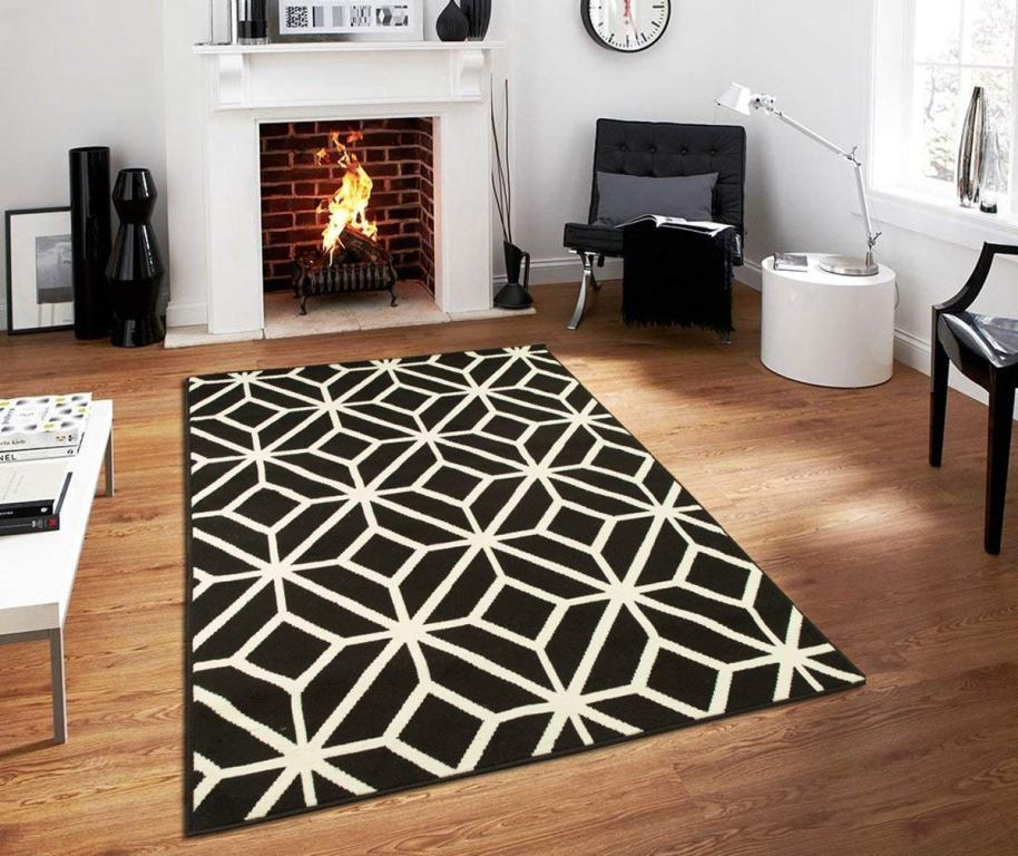 What kind of contemporary rugs should you use