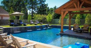 Big Pools, Small Pools, In Ground and Above Pools: A Look at Different Backyard Pool Types