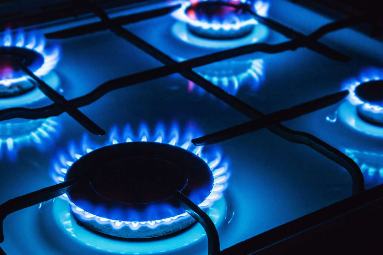 Do you want to expand more on natural gas usage