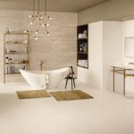 Porcelain Stoneware Floor Tiles and Bathroom Tiles