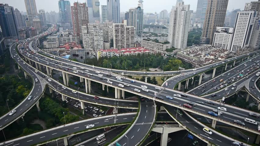 Impressive Transport Network