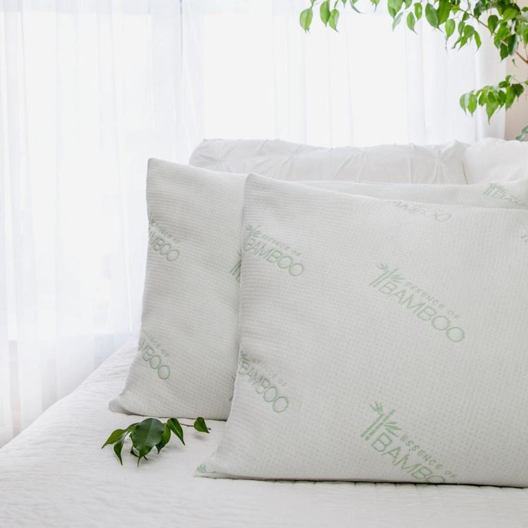 Why go with bamboo pillows