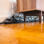 6 Easy Ways To Conceal Wires In Office And Home