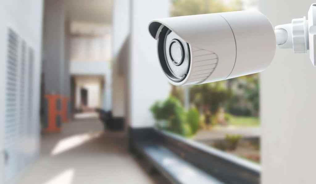 Install CCTV Cameras