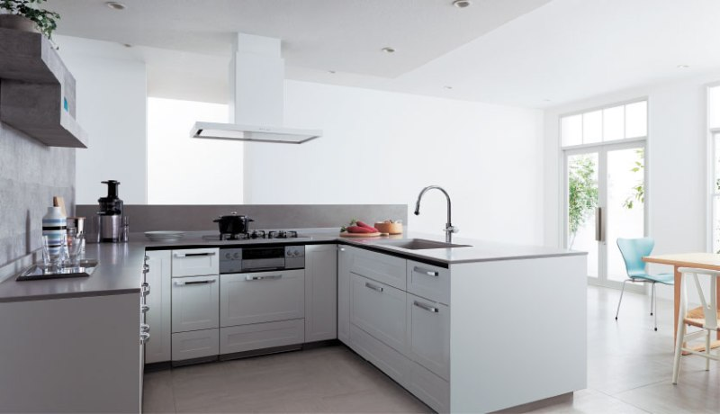 Categories And Grades Of Modular Kitchen