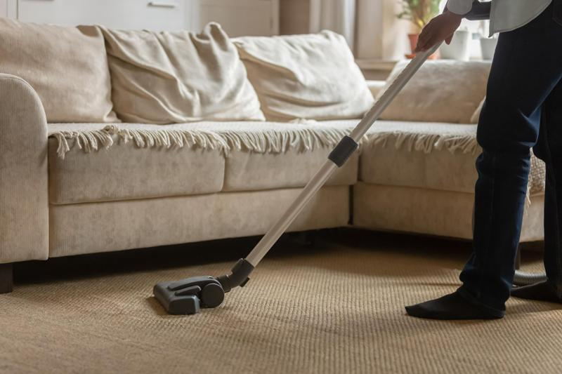 Complete a deep clean of your property