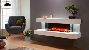 10 Things to Consider While Buying Wall Mounted Fireplace