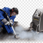 How a Dry Ice Blasting Machine Works and Why It's a Better Option for Industrial Cleaning