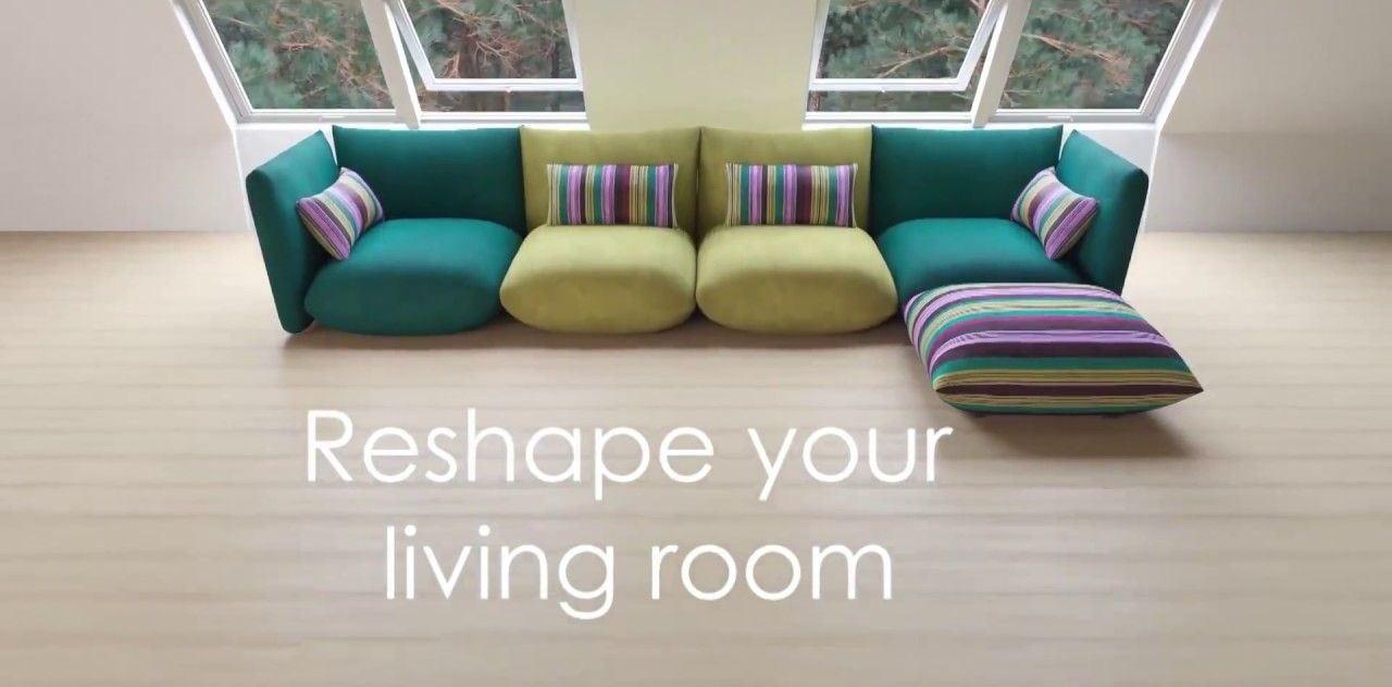 Basso Modular Sofa
