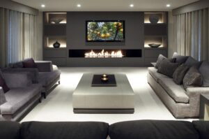 How to Choose the Best Fireplace for Your Living Room