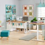 How to Organize Your Sewing Space at Home