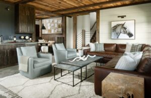 35 Rustic Leather Living Room Furniture