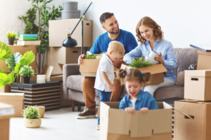 9 Easy to Implement Home Garden Packing Moving Tips.