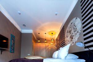 The Coolest Bedroom Lighting Ideas