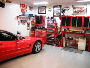 How to Design a Garage You'll Actually Want To Spend Time In