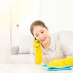 A Quick Party-Cleaning Checklist for Your Maid Service