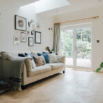How To Style A Room Around A Patio Door