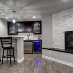 Create A Haven Through Inventive Basement Renovation