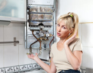 4 Signs Your Water Heater is Broken