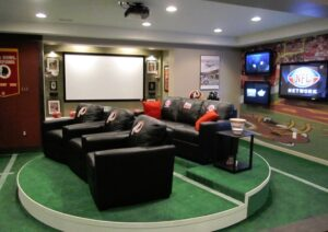 4 Cool Man Cave Ideas You'll Love