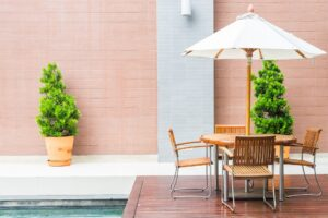 5 Things to Consider When Designing Your Outdoor Area
