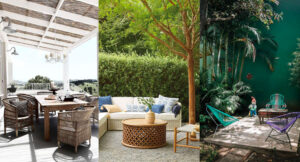 Outdoor Furniture Trends 2021