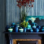 Best Colors To Complement Blue Wallpaper Designs