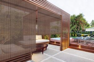 A Guide to Choosing Your Outdoor Blinds