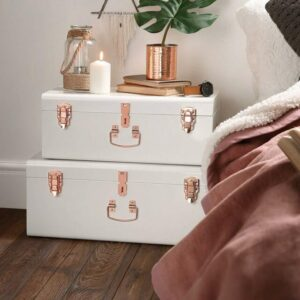 10 Awesomely Decorative Storage Box Ideas