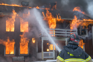 How You Can Make Money From A Fire Damaged House