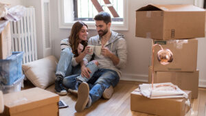 Four Things to Remember When Moving into a New Home