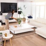 7 Ways to Clean a Living Room