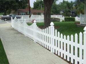 PVC Vinyl Fence Construction & Terminology