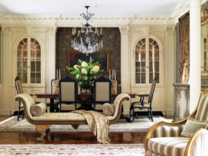 Mixing Traditional Interior Design with Contemporary Elements – Annette Frommer Explains How