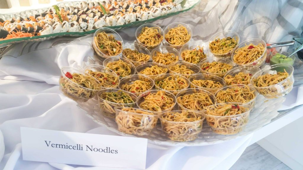 noodles miami catering