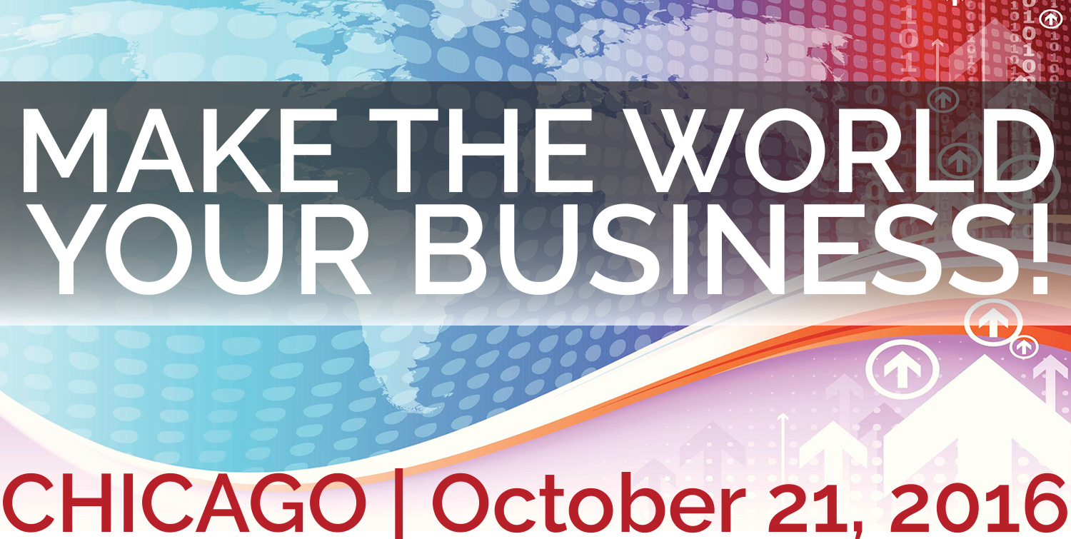 Make the World Your Business!