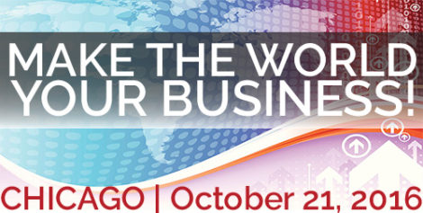 Make the World Your Business - October 21, 2016