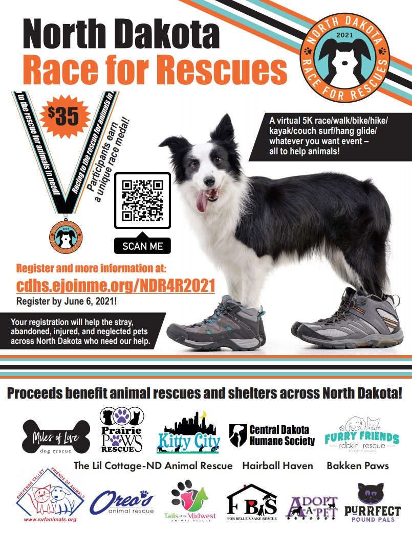 Race For Rescues