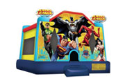 Justice League Club Bounce