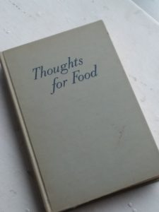 Thoughts For Food, 1946