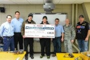 """Scheuring Speed Sports Renews Air Force Partnership, Continues """"Race to the Future"""" Scholarships"""