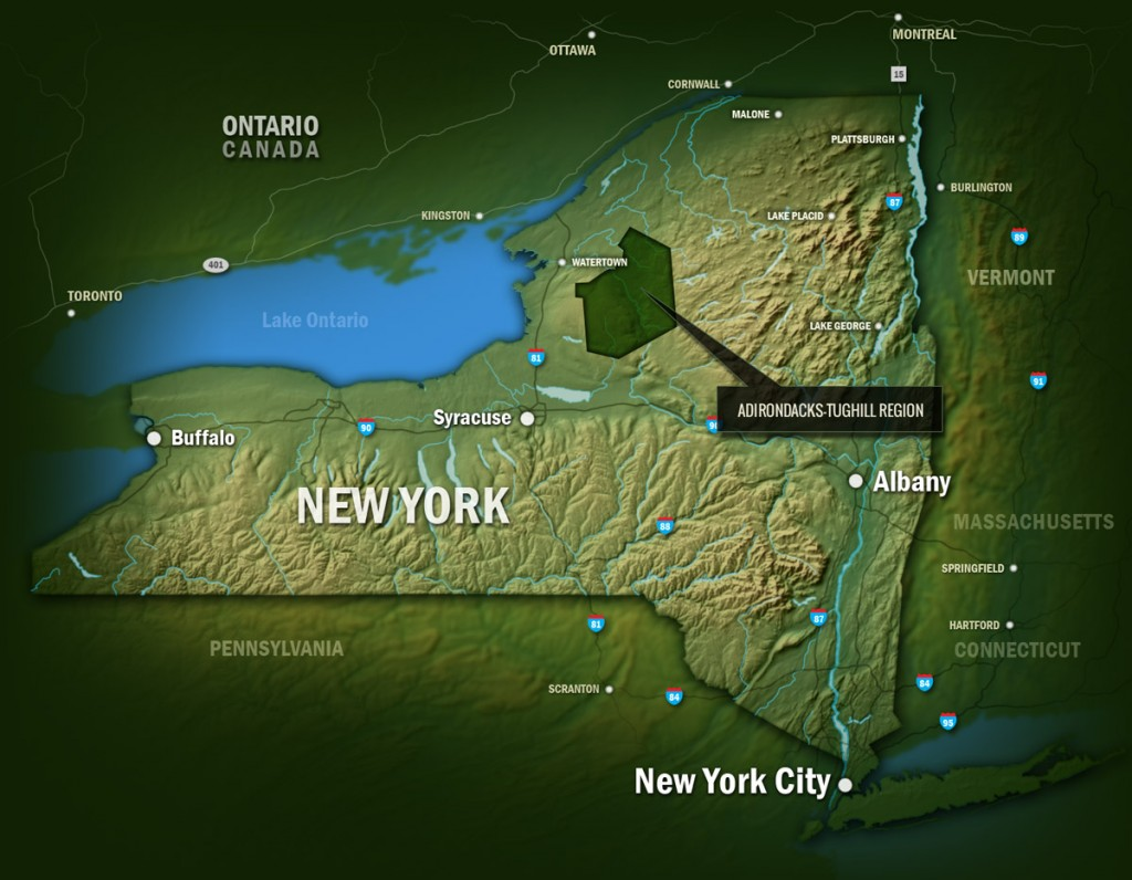 NY Lawmakers intervene Popular Upstate NY snowmobile trail will be open