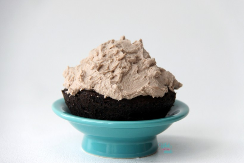Better With Veggies Chocolate Single Serve Protein Cake